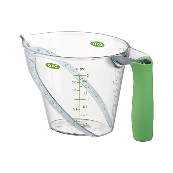 OXO ® Green Angle 2 Cup Measuring Cup