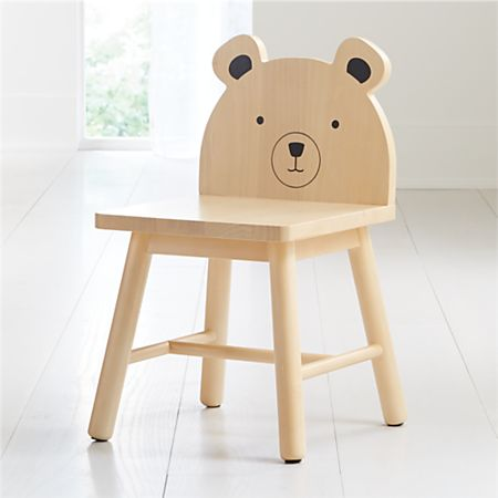 Terrific Bear Animal Kids Chair Pabps2019 Chair Design Images Pabps2019Com