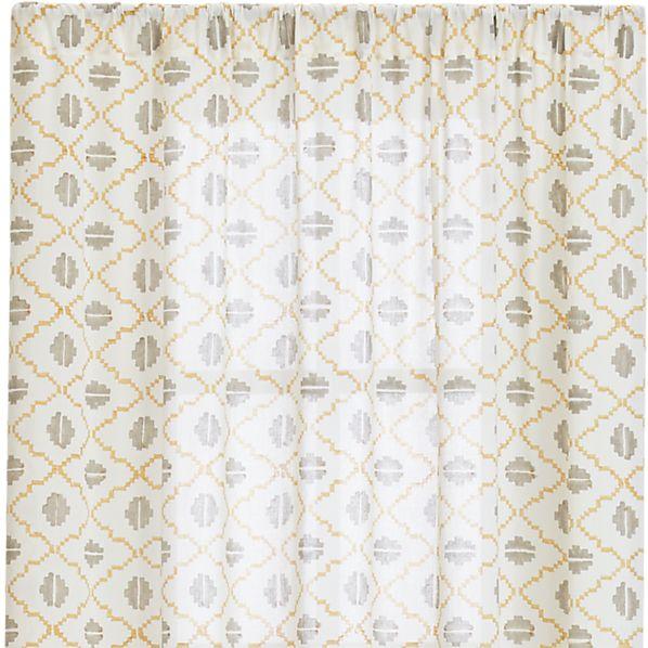 "Anju 48""x84"" Curtain Panel"