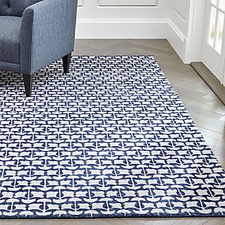 Contemporary Area Rugs For A Cozy Living Room Crate And Barrel