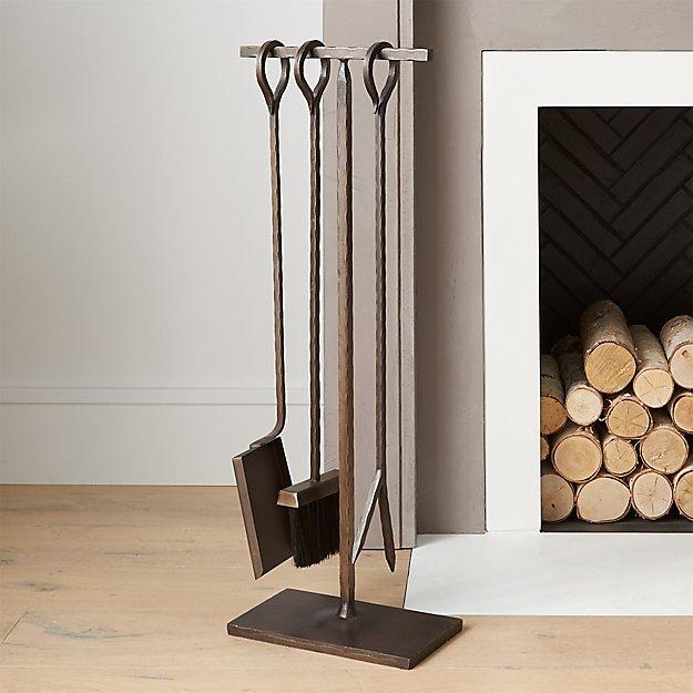 set tool accessories utensils companion fireplace fire sets