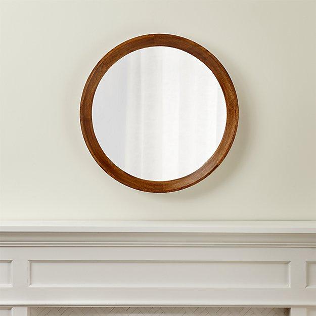 Anuradha Round Wall Mirror - Image 1 of 7