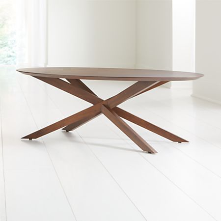 Apex Oval Coffee Table