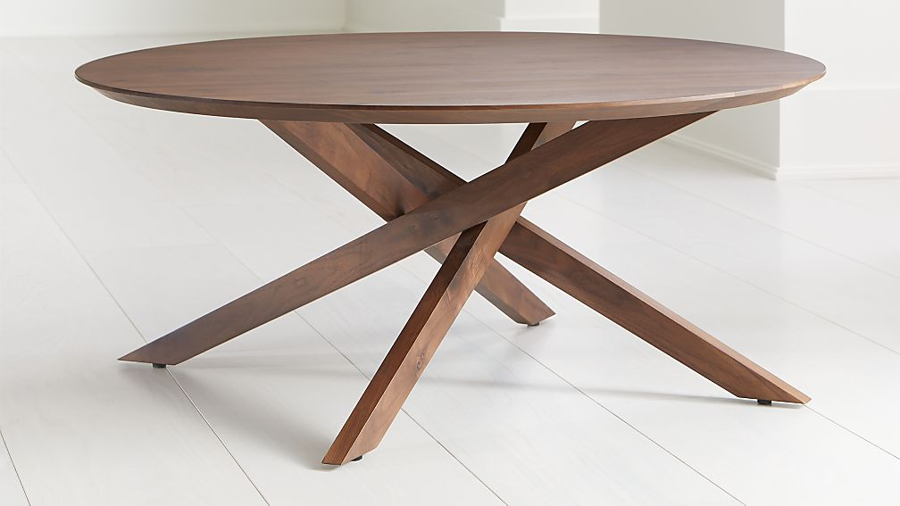 Apex Round Coffee Table - Image 1 of 5
