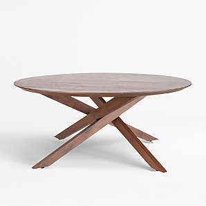 modern coffee tables crate and barrel
