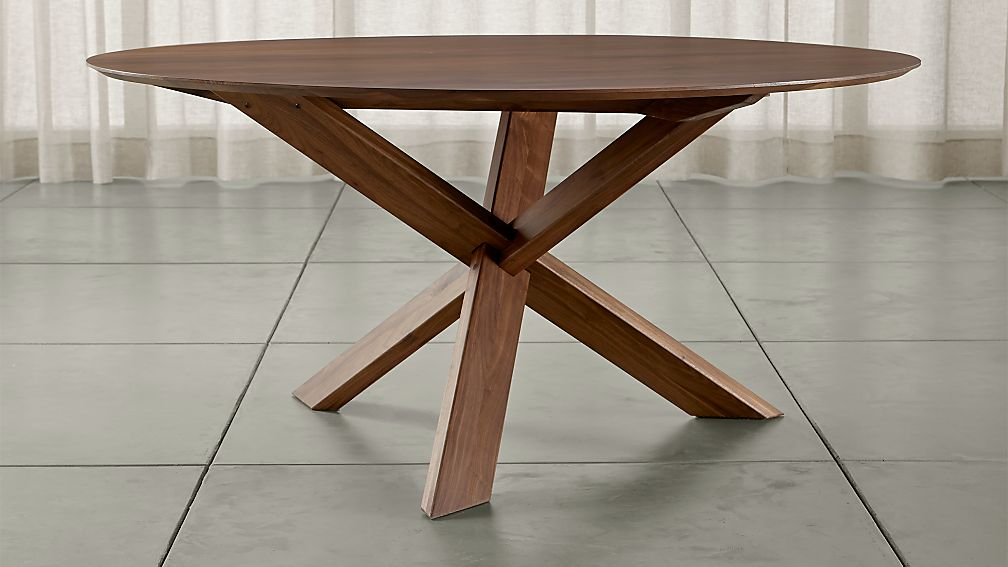 "Apex 64"" Round Dining Table - Image 1 of 9"