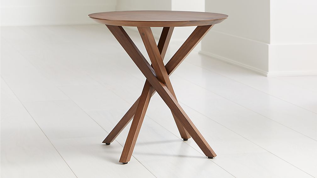 Apex Round End Table - Image 1 of 5