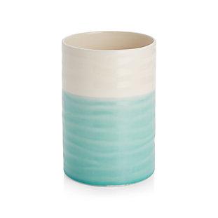 Marlo Aqua Melamine Bowls Set Of 5 Crate And Barrel