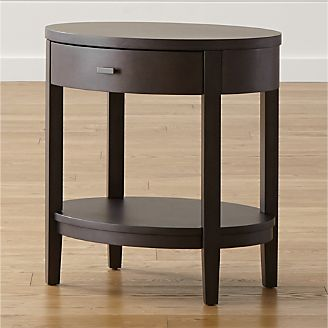 crate and barrel bedside table nightstands and bedside tables crate and barrel 18578