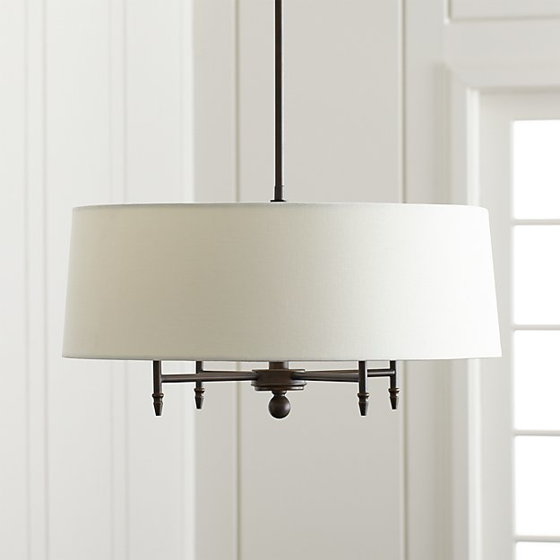 Arlington Bronze Chandelier