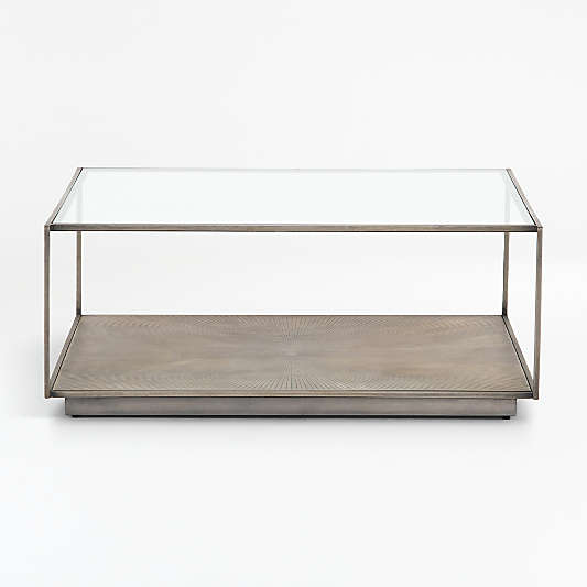 Array Square Coffee Table