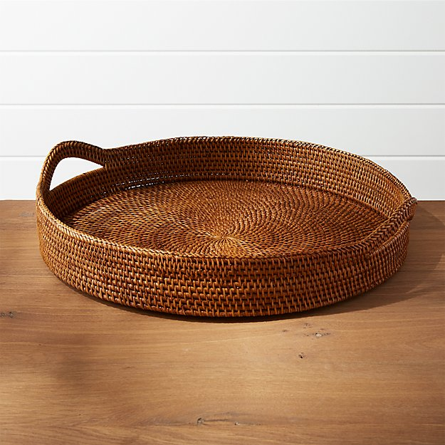 Well known Artesia Tray + Reviews | Crate and Barrel AE48