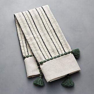 Artisan Olive Dish Towel