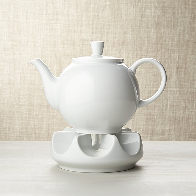 Arzberg Teapot with Warmer