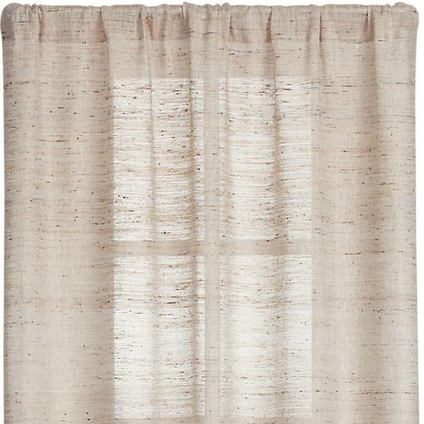 Asanto Sand 48x108 Curtain Panel