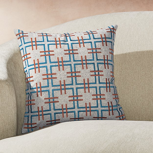 "Ascott Pillow 18"" - Image 1 of 6"
