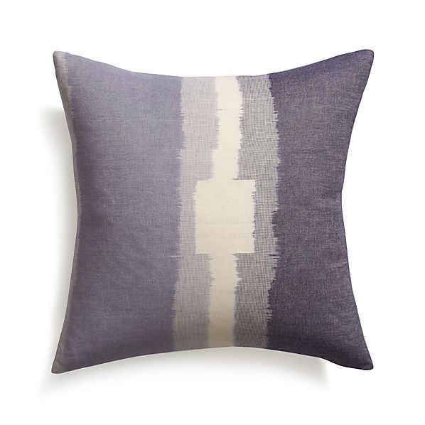 """Asita 23"""" Pillow with Feather Insert"""