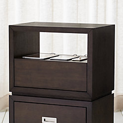 Aspect Coffee 23 75 Quot Modular Low File Cabinet Reviews