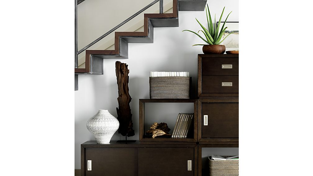 "Aspect Coffee 47.5"" Modular Open Storage Unit"