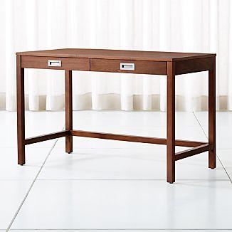 Aspect Walnut Desk