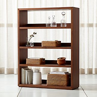 Beau Adjustable Shelf Bookcases