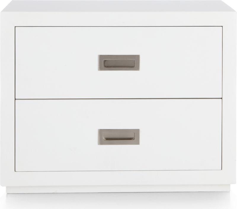 "Aspect 23.75"" Modular 2-Drawer Storage Unit"