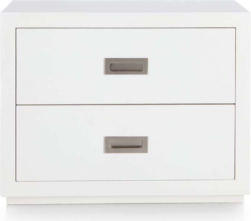 "Aspect 23.75"" Modular 2-Drawer Storage Unit"