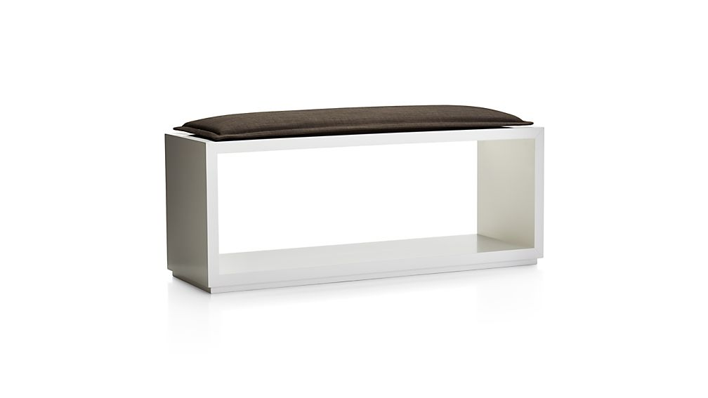 """Aspect 47.5"""" Open Bench with Cushion"""