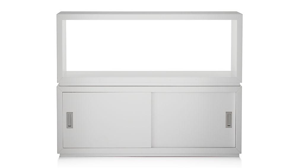 "Aspect 47.5"" Modular Sliding Door Storage Unit"