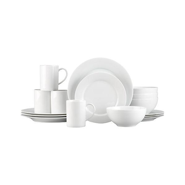 Aspen 16-Piece Dinnerware Set