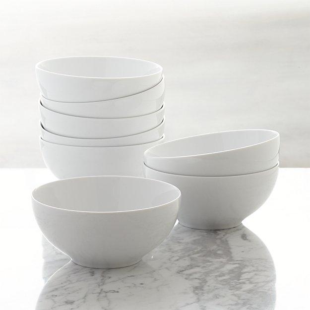 Set of 8 Aspen Bowls - Image 1 of 9