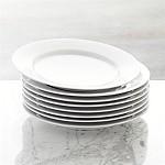 Set of 8 Aspen Dinner Plates