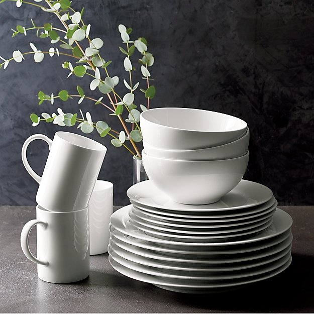 & Aspen Dinnerware | Crate and Barrel