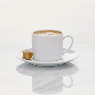 Aspen Espresso Cup With Saucer