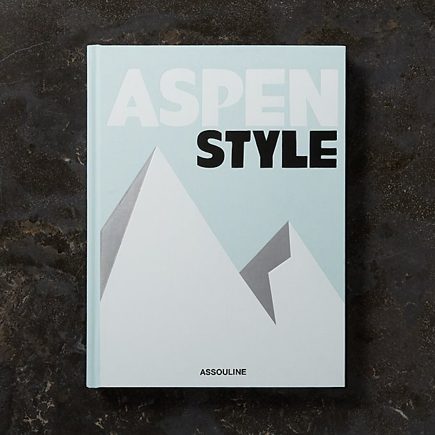 """""""Aspen Style"""" Book - Image 1 of 5"""