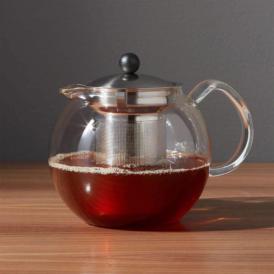 NEW Bodum Assam Teapot 500ml