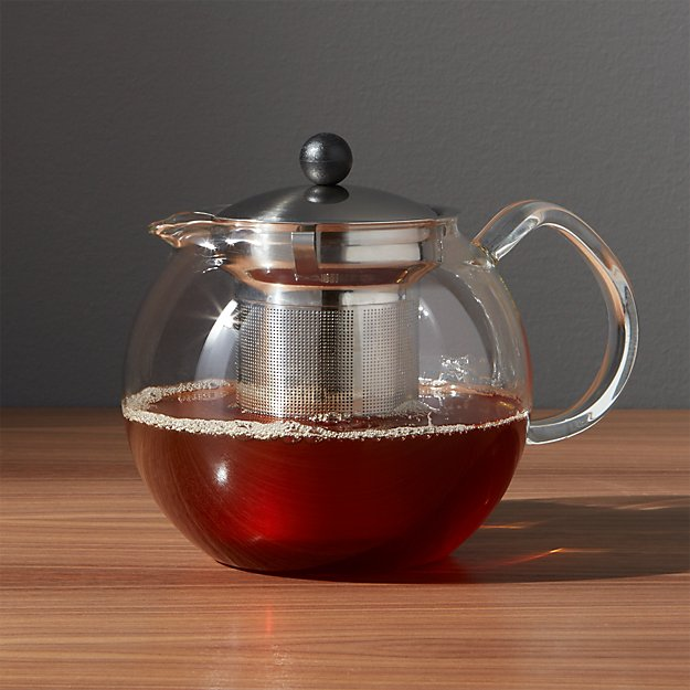 Bodum Assam Tea Press Reviews Crate And Barrel