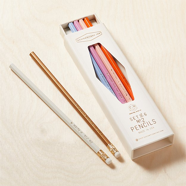 Assorted Pencil Set - Image 1 of 4