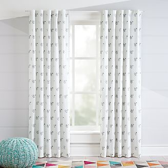 Delightful Astronaut Blackout Curtains Kids