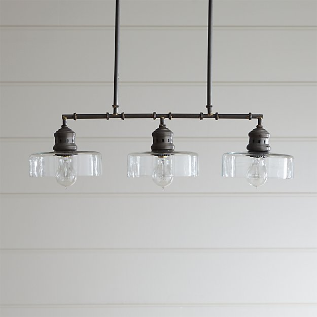 Atwell Pendant Light Crate And Barrel