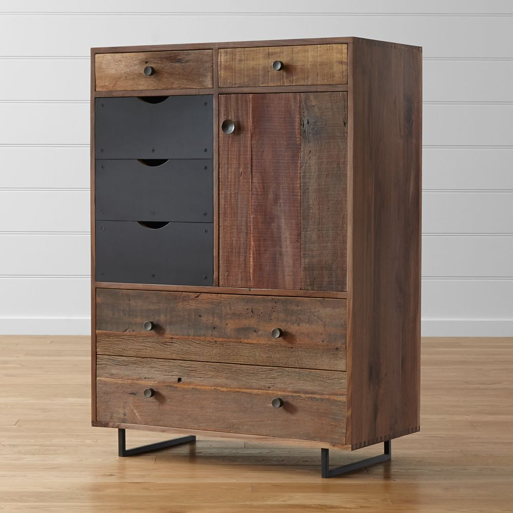 Atwood Tall Chest - Crate and Barrel