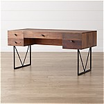 Atwood Reclaimed Wood Desk