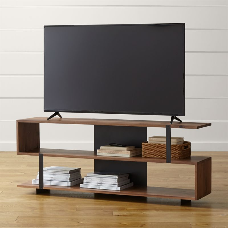 austin 62 media console - Tv Stands Entertainment Centers