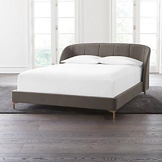 Ava Grey Bed