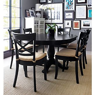 Extension dining table crate and barrel workwithnaturefo