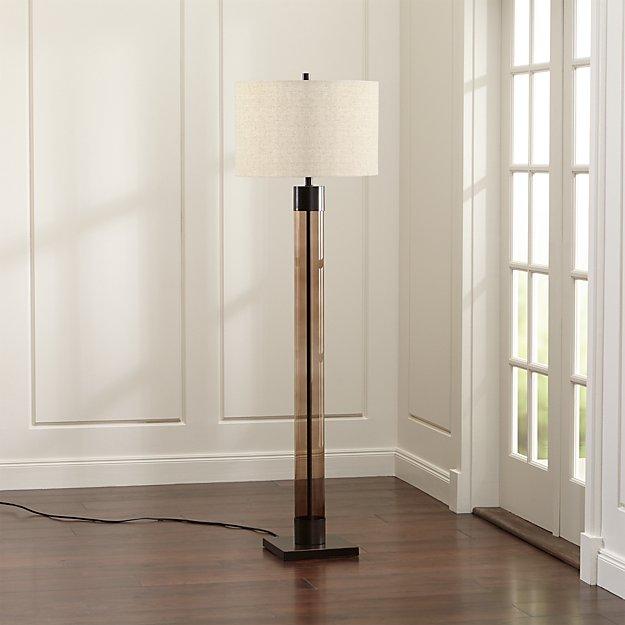 Avenue Bronze Floor Lamp - Image 1 of 4