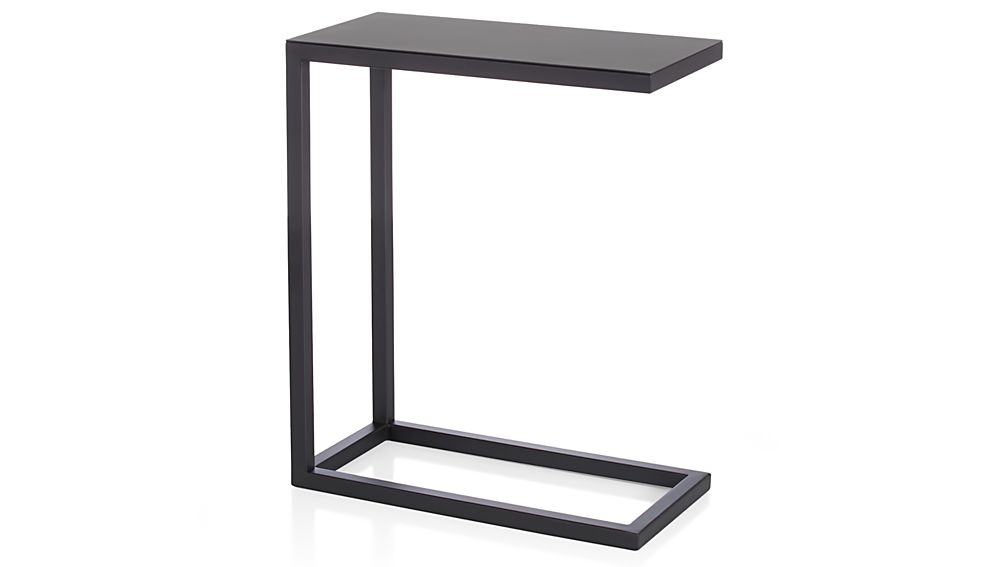 ... Avenue Black C Table ...