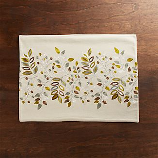 Averly Sage Placemat