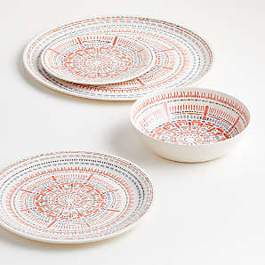 Melamine Dishes Plates And Bowls