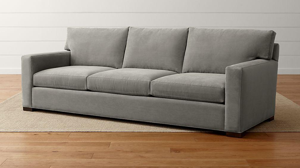 "Axis II 3-Seat 105"" Grande Sofa - Image 1 of 6"